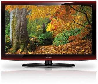 Samsung LCD TV range