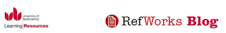 Refworks Blog