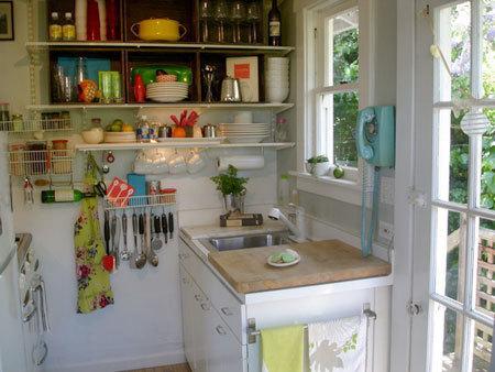 Decoro sin decoro decorar cocinas peque as for Decoracion de cocinas muy pequenas