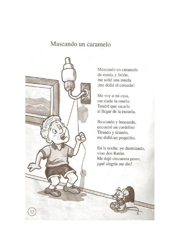 Poemas graciosos | Poemas