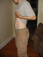 Josh's Baseline Belly!