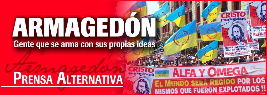 Armagedon Perú Prensa Popular