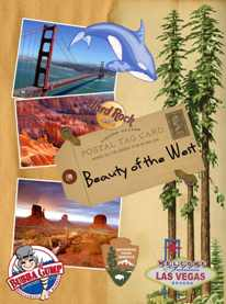 Beauty of the West