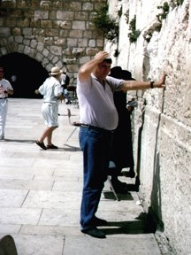 ISRAEL, Jerusalém - 1995