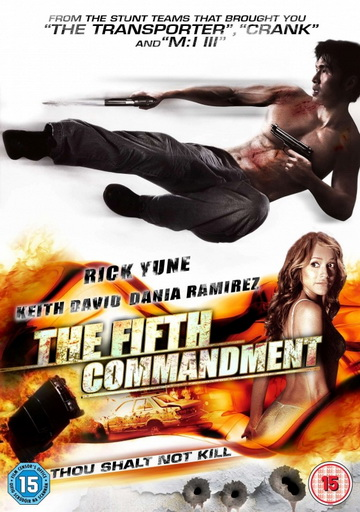 The 5th Commandment คนมหากาฬเฆี่ยนพันธุ์เหี้ยม