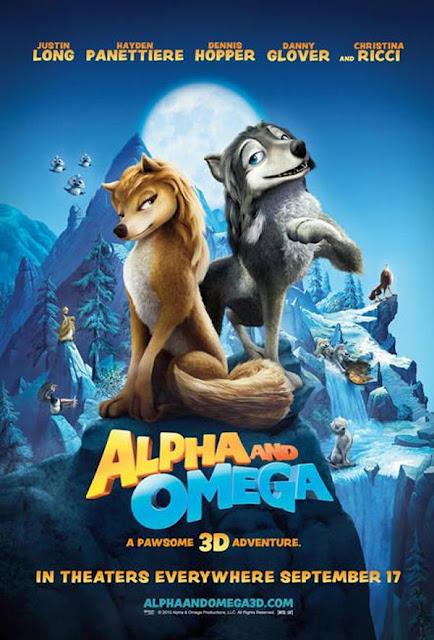 Alpha and Omega - อัลฟ่า แอนด์ โอเมก้า สองเผ่าซ่าส์ ป่าเขย่า