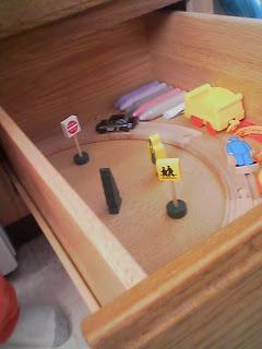 toddler toy drawer