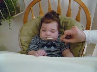 feeding problems baby mason