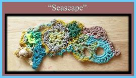 Seascape CUFF Bracelet