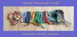 Painted Desert CUFF Bracelet