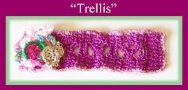 Trellis CUFF Bracelet