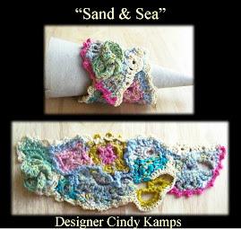 Sand & Sea CUFF Bracelet