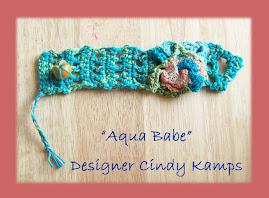 Aqua Babe CUFF Bracelet