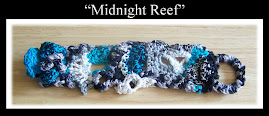 Midnight Reef CUFF Bracelet