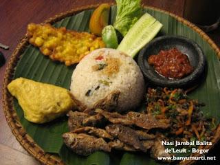 Kuliner 85 - de' Leuit Restaurant, Bogor