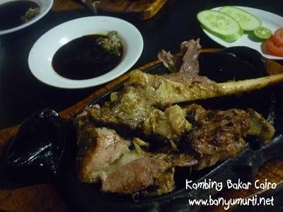 Kuliner 136 - Kambing Bakar Cairo, Bandung