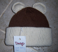 Wool baby hat......