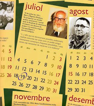 Anuncio Calendario Mundial 2011