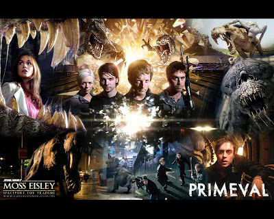 مسلسل Primeval DVDRIP. Collection كامل