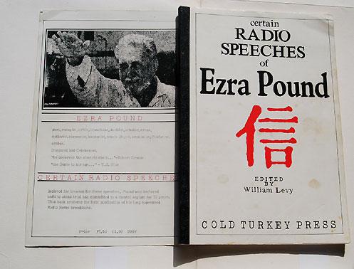 ezra pound essays