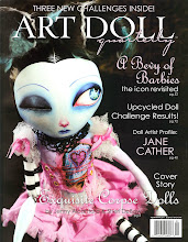 Crystal Mermaid  Doll on Page 96