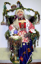 Gypsy Fortune Teller Doll OOAK