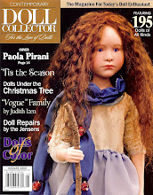Contemporary Doll Collector January 2008