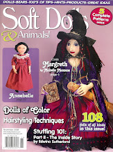 Soft Dolls & Animals November 2008
