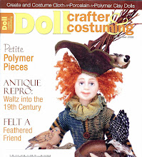 Doll Crafter & Costuming November 2008