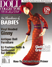 Doll Collector Magazine Nov 2010