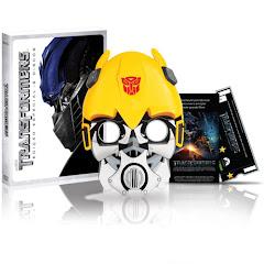 Transformers em DVD