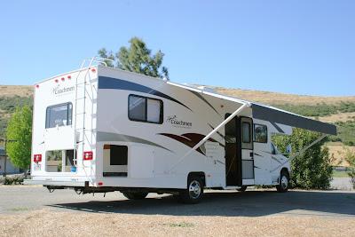 Rejser i USA i autocamper motorhome fra Road Bear