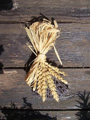 Petite gerbe de blé