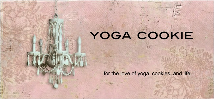 Yoga and Cookies