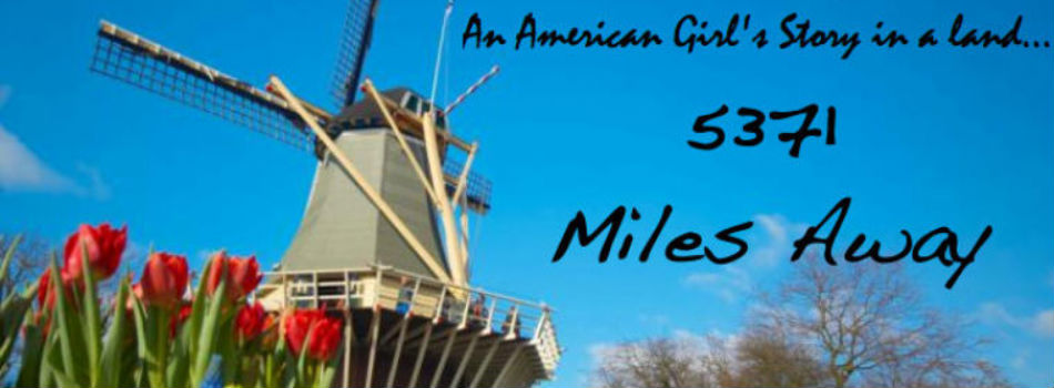 5371 Miles Away