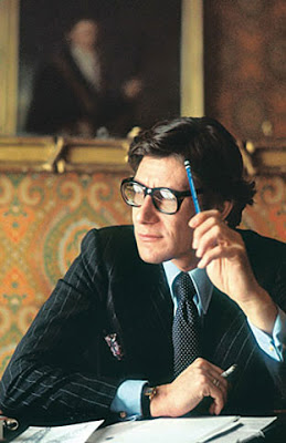 yves saint laurent died