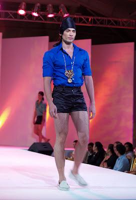 luke jickain model filipino ilaya couture