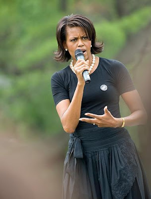 Michelle Obama Fashion Photos - New Fashion Icon