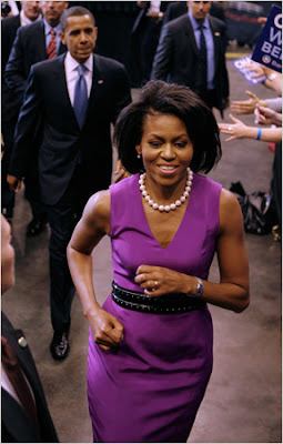 Michelle Obama Fashion Photos - New Fashion Icon!