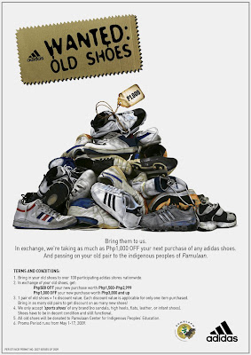 adidas trade off sale discount pamulaan philippines charity mechanics conditions terms