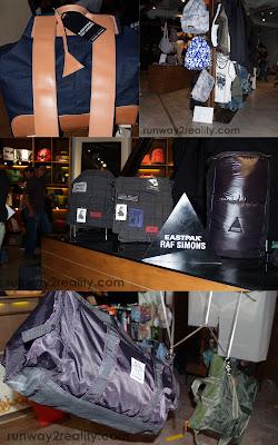 eastpak bratpack primer greenbelt fashion product latest raf simons rick owens ed banger ely kishimoto