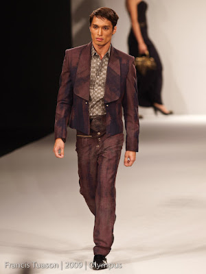 carlo adorador Designers, Events, Fashion, Fashion Week, Filipino, Manila, Men, Model, Pasay, Philippine Fashion Week, Philippines, Women Randall Solomon