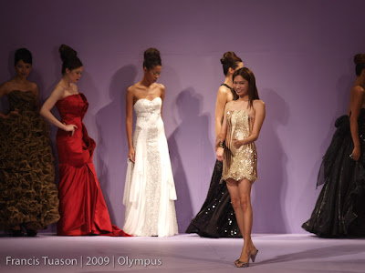 jaz cerezo philippine fashion week 2009 grand allure runway models designers photos