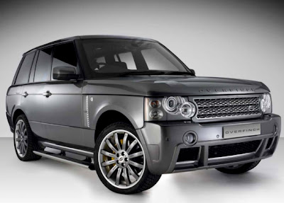 holland and holland overfinch range rover world's most expensive SUV
