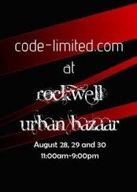 code limited rockwell urban bazaar
