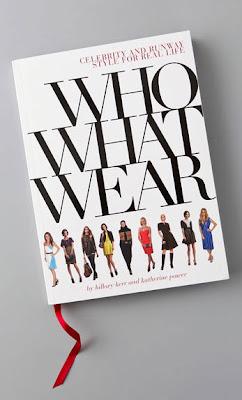 whowhatwear book