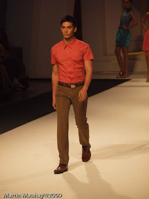 popo go philippine fashion week spring summer 2010