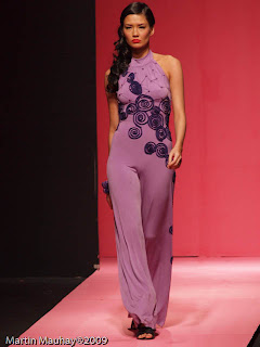 gil macaibay Philippine Fashion Week Spring Summer 2010 Luxewear