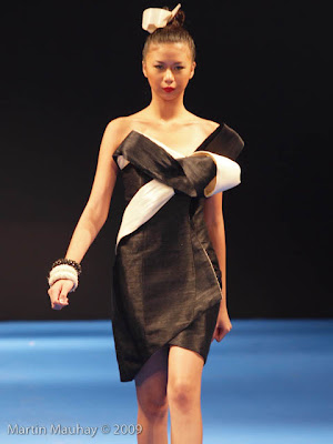 Dita Sandico Ong philippine fashion week 2010 spring summer 2010