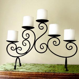 Art wall decor wrought iron decor rod iron wrought iron for Iron accents promo code